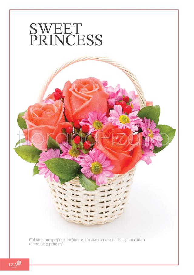 Clic pentru a vedea imaginea mărită Cos asortat - Sweet princess