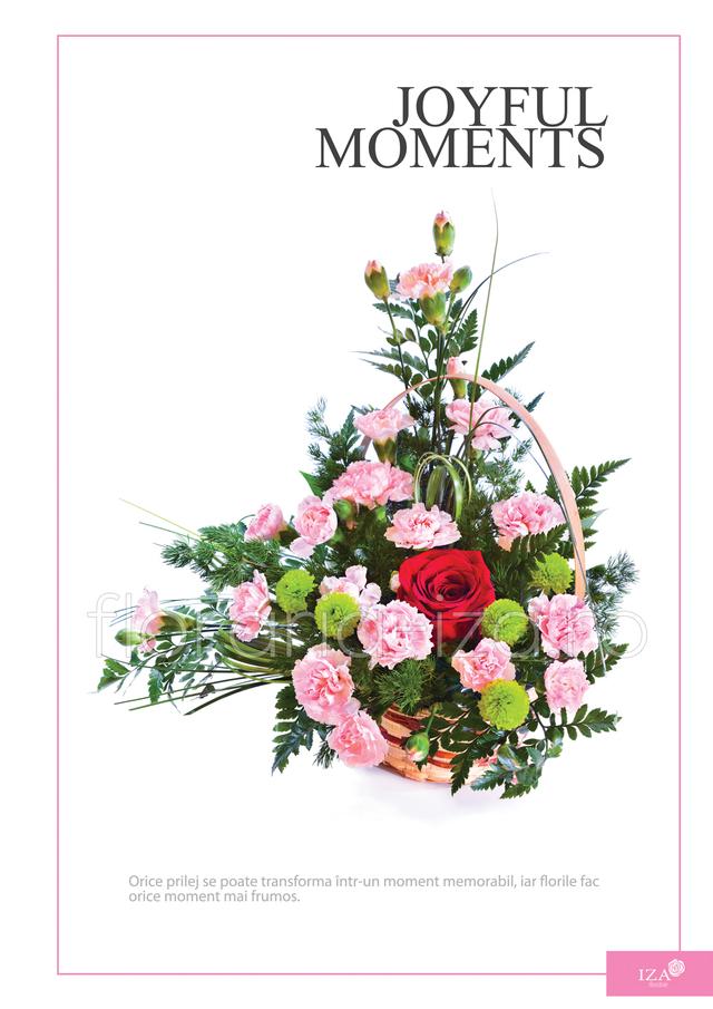 Clic pentru a vedea imaginea mărită Cos asortat - Joyful moments